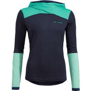 VAUDE Women´s Tremalzo LS Shirt Funktionsshirt Damen peacook