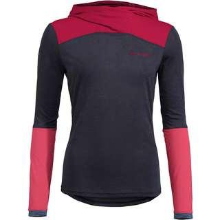VAUDE Women´s Tremalzo LS Shirt Funktionsshirt Damen cranberry