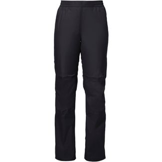 VAUDE Women's Drop Pants II Regenhose Damen black uni
