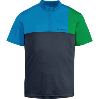 VAUDE Men's Tremalzo Shirt V Fahrradtrikot Herren eclipse