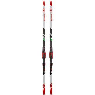 Rossignol DELTA COMP SKT IFP/RACE SKATE Skateski schwarz-rot-weiß