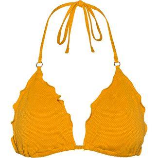 Seafolly Bikini Oberteil Damen saffron
