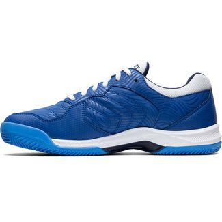 ASICS GEL-DEDICATE 6 CLAY Tennisschuhe Herren asics blue-white