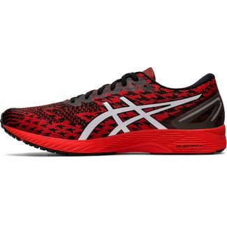 ASICS GEL-DS TRAINER 25 Laufschuhe Herren fiery red-white