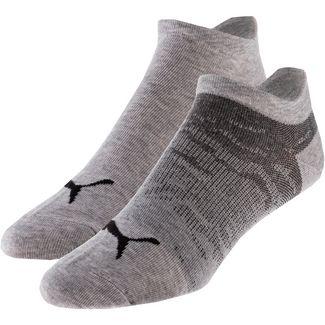 PUMA Socken Pack mid grey-black