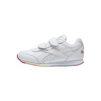 Reebok Sneaker Kinder White / Radiant Red / Sunbaked Orange