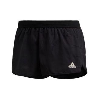 adidas Speed Split Shorts Funktionsshorts Damen Black / White