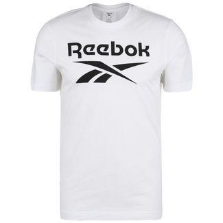 Reebok Graphic Series Reebok Stacked Funktionsshirt Herren weiß