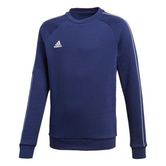 adidas Sweatshirt Kinder Dark Blue / White