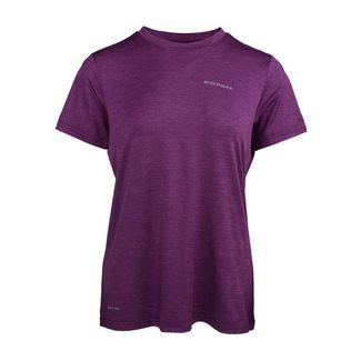 Endurance Printshirt Damen 4105 Deep Purple