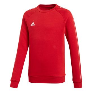 adidas Sweatshirt Kinder Power Red / White
