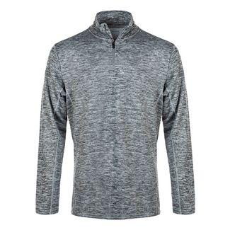 Endurance Langarmshirt Herren 1005 Light Grey Melange