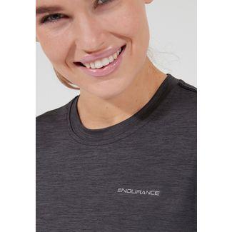 Endurance Printshirt Damen 1001 Black