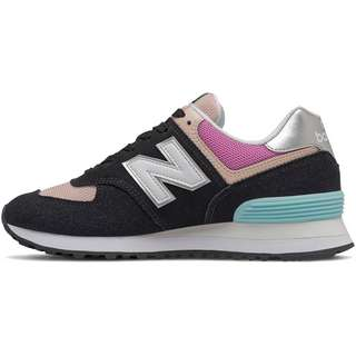 NEW BALANCE 574 Sneaker Damen black