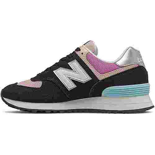 NEW BALANCE 574 Sneaker Damen black