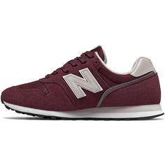 NEW BALANCE 373 Sneaker Damen burgundy