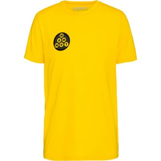 Mammut Logo T-Shirt Herren freesia-prt 3