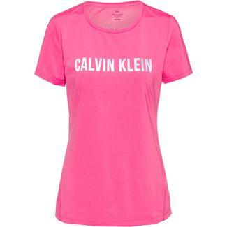 Calvin Klein Statement Funktionsshirt Damen azalea pink