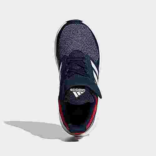 adidas FortaFaito Schuh Laufschuhe Kinder Collegiate Navy / Cloud White / Scarlet
