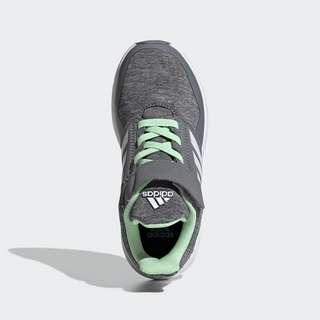 adidas FortaFaito Schuh Laufschuhe Kinder Medium Grey Heather / Cloud White / Grey