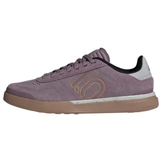 adidas Fahrradschuhe Damen Legacy Purple / Matte Gold / Gum M2