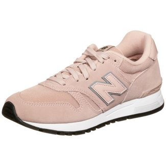 NEW BALANCE WL574-B Sneaker Damen pink / grau