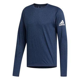 adidas Langarmshirt Herren Blau