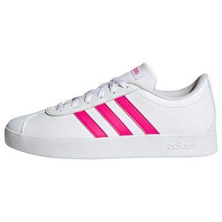 adidas Sneaker Kinder Cloud White / Shock Pink / Cloud White