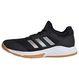 adidas Fitnessschuhe Herren Core Black / Silver Metallic / Cloud White