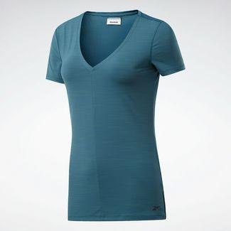 Reebok ACTIVCHILL T-Shirt Funktionsshirt Damen Türkis