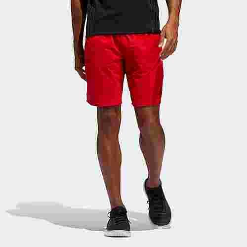 adidas 4KRFT Sport Ultimate 9-Inch Knit Shorts Funktionsshorts Herren Rot