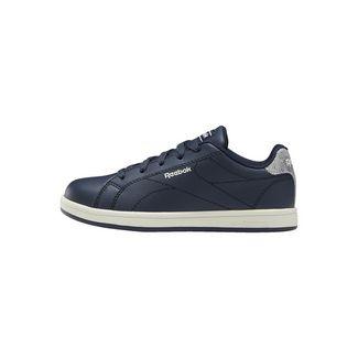 Reebok Sneaker Kinder Collegiate Navy / Chalk / None