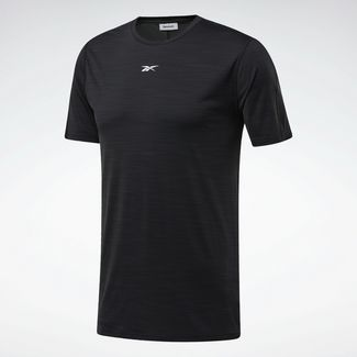Reebok ACTIVCHILL Move T-Shirt Funktionsshirt Herren Schwarz