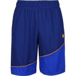 Under Armour Baseline Shorts Herren blau