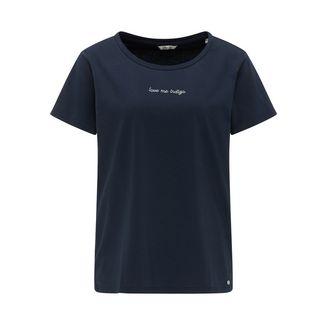 Petrol Industries T-Shirt Damen Deep Navy