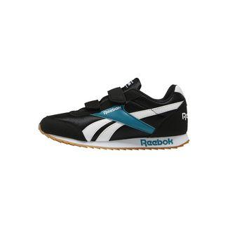 Reebok Sneaker Kinder Black / Seaport Teal / White