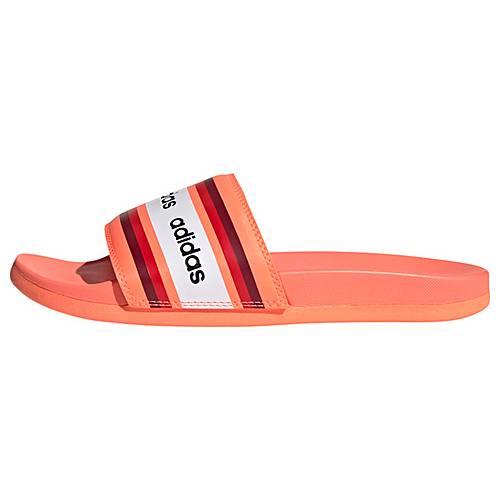 adidas Sandalen Damen Signal Coral Collegiate Burgundy Cloud White im Online Shop von SportScheck kaufen