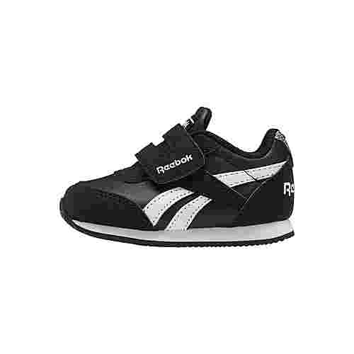 Reebok Sneaker Kinder Black / Cool Shadow / White