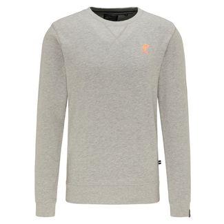 Petrol Industries Sweatshirt Herren Light Grey Melee