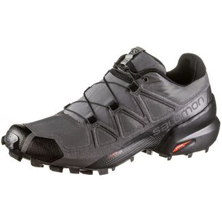 Salomon Speedcross 5 Trailrunning Schuhe Herren magnet-black-phantom
