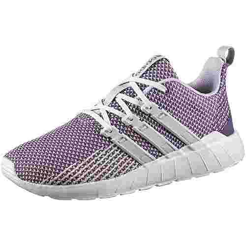 adidas Questar Flow K Laufschuhe Kinder tech purple