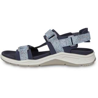 ECCO X-Trinsic Outdoorsandalen Damen marine-dusty blue