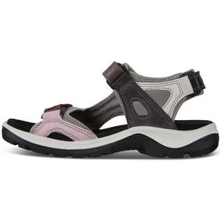 ECCO OFFROAD Outdoorsandalen Damen multicolor wine
