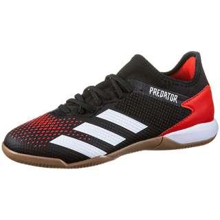 adidas PREDATOR 20.3 L IN Fußballschuhe active red