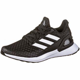 adidas RapidaRun J Laufschuhe Kinder core black