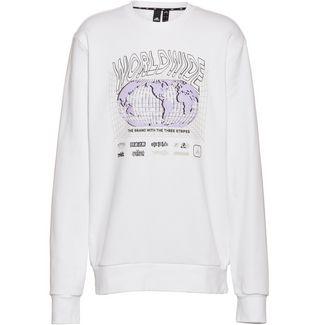 adidas The Pack Sweatshirt Herren white