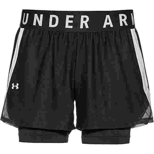 Under Armour Play Up 2in1 Funktionsshorts Damen black