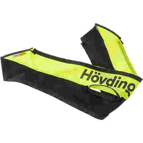Hövding ÜBERZUG HI-VIS Fahrradhelmüberzug gelb-schwarz