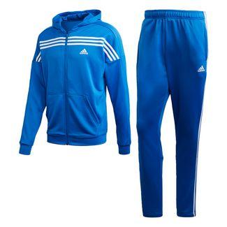 Trainingsanzüge für Herren von adidas in blau im Online Shop