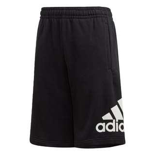 adidas Must Haves Badge of Sport Shorts Funktionsshorts Kinder Black / White
